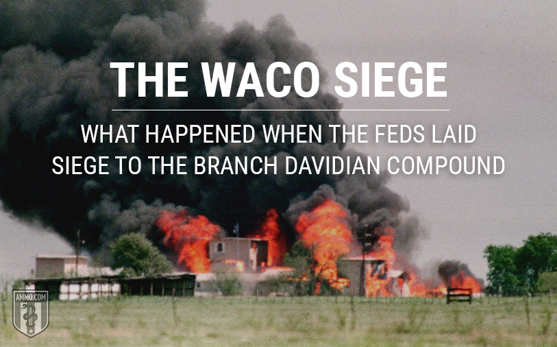 history of the Waco Siege