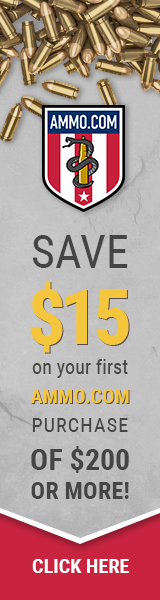 Click Here To Save $15 at Ammo.com