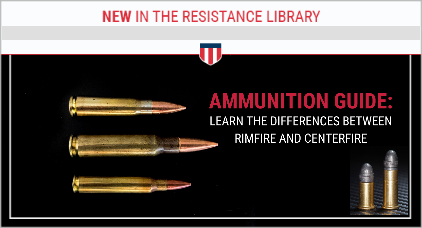 whats the difference between rimfire vs centerfire