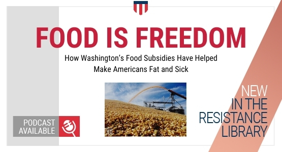 how is Washington DC making Americans fat and sick