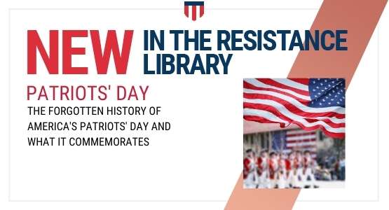 what is the history of patriots day