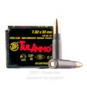 Click To Purchase This 7.62x39 TulAmmo Ammunition