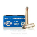 Click To Purchase This 45-70 Govt Prvi Partizan Ammunition