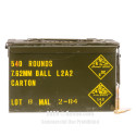 Click To Purchase This 308 Win Military Surplus Ammunition
