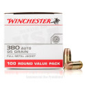 Click To Purchase This 380 ACP Winchester Ammunition