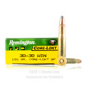 Click To Purchase This 30-30 Remington Ammunition