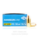 Click To Purchase This 40 Cal Prvi Partizan Ammunition