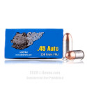 Click To Purchase This 45 Auto Silver Bear Ammunition