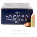 Click To Purchase This 9mm Speer Ammunition