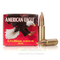 Click To Purchase This 5.7x28 Federal Ammunition
