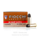 Click To Purchase This 32 S&W Long Fiocchi Ammunition