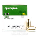 Click To Purchase This 45 Auto Remington Ammunition
