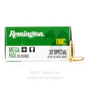 Click To Purchase This 38 Special Remington Ammunition