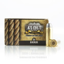 Click To Purchase This 45 Long Colt American Cowboy Ammunition