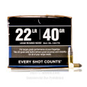 Click To Purchase This 22 LR Federal Ammunition