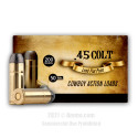 Click To Purchase This 45 Long Colt Aguila Ammunition