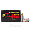 Click To Purchase This 9mm Makarov TulAmmo Ammunition