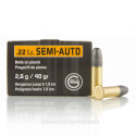 Click To Purchase This 22 LR GECO Ammunition