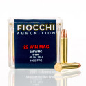 Click To Purchase This 22 WMR Fiocchi Ammunition