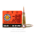 Click To Purchase This 7.62x39 Red Army Standard Ammunition