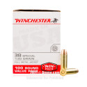 Click To Purchase This 38 Special Winchester Ammunition