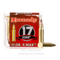 Click To Purchase This 17 HMR Hornady Ammunition