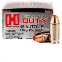 Click To Purchase This 45 Auto Hornady Ammunition