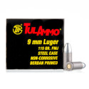 Click To Purchase This 9mm TulAmmo Ammunition