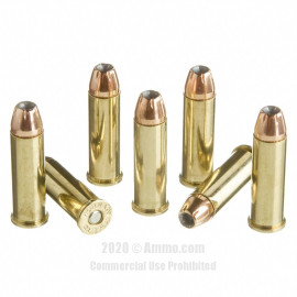 Image For 25 Rounds Of 125 Grain JHP Boxer Brass 38 Special Hornady Ammunition
