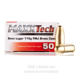 9mm Ammo At Ammo Com Cheap 9mm Luger Ammo In Bulk