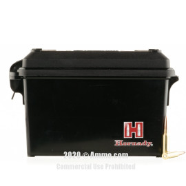 Image For 200 Rounds Of 140 Grain HPBT Boxer Brass 6.5 Creedmoor Hornady Ammunition