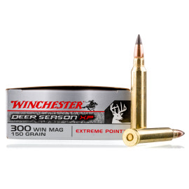 Image For 20 Rounds Of 150 Grain Polymer Tipped Boxer Brass 300 Win Mag Winchester Ammunition