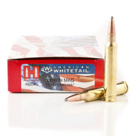 Image For 20 Rounds Of 150 Grain SP Boxer Brass 300 Win Mag Hornady Ammunition