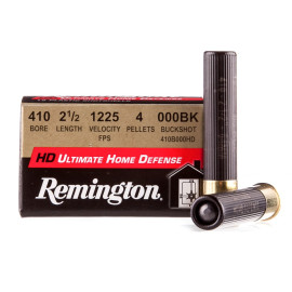 Image For 150 Rounds Of #000 Buck 410 Remington Ammunition