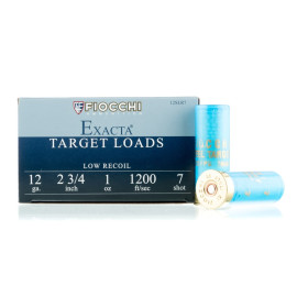 Image For 25 Rounds Of 1 oz. #7 Shot 12 Gauge Fiocchi Ammunition