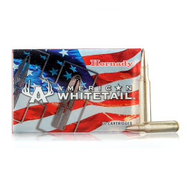 Image For 20 Rounds Of 140 Grain SP Boxer Brass 270 Win Hornady Ammunition