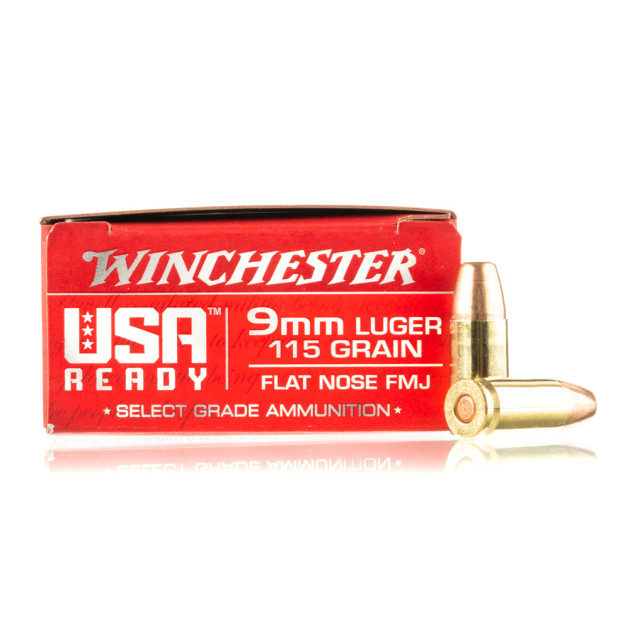 9mm Ammo at Ammo com: Cheap 9mm Luger Ammo in Bulk