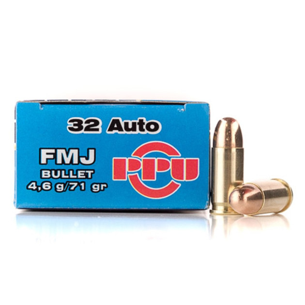 32 ACP Ammo at Ammo com: Cheap 32 ACP Ammunition in Bulk