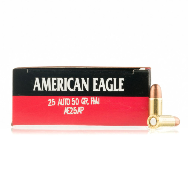 25 ACP Ammo at Ammo com: Cheap 25 ACP Ammunition in Bulk