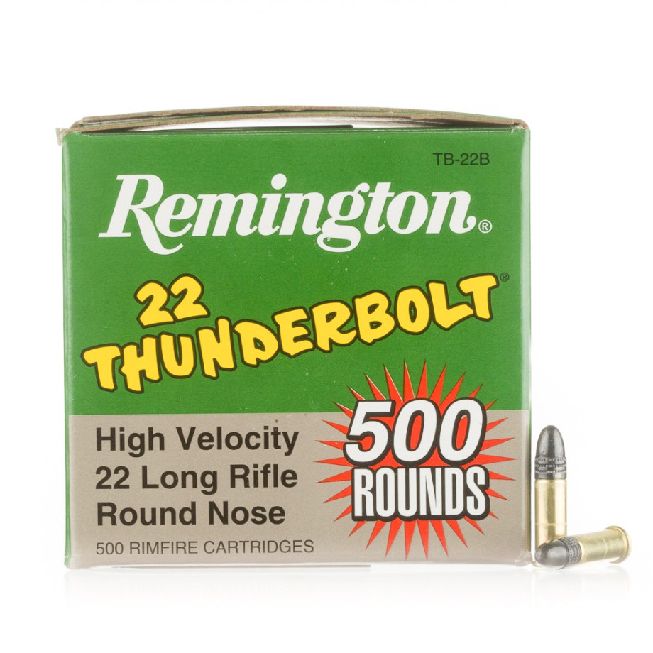 22 LR Remington 40 Grain Discount Rimfire Ammo