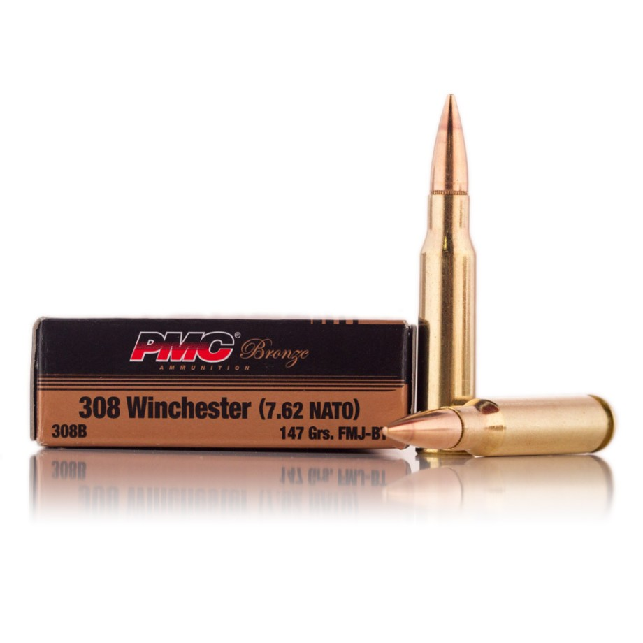 308 Win Rifle Ammo From PMC For Sale