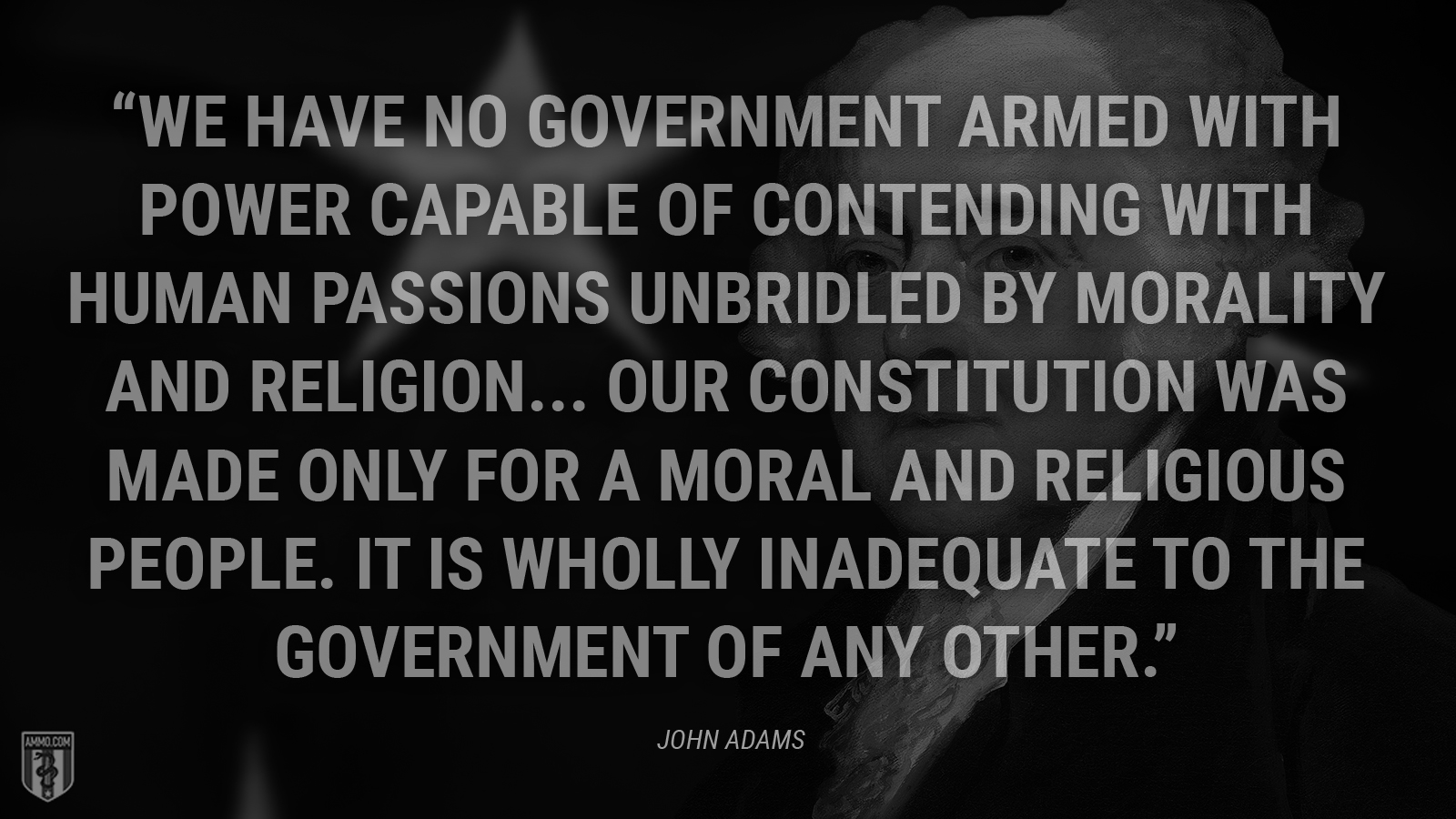 Image result for founding fathers quote republic moral
